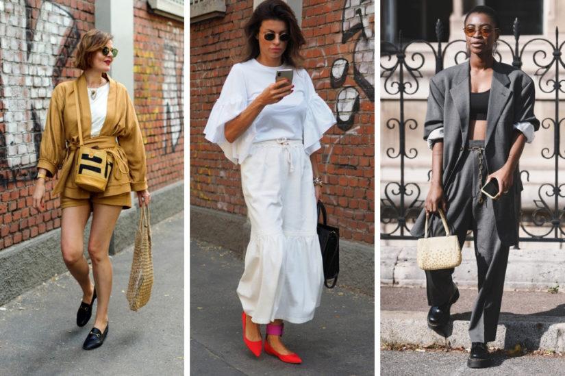 Modne stylizacje z półbutami damskimi? Jest ich naprawdę bez liku!