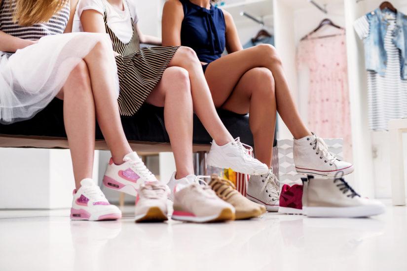 Wybierz modne i wygodne buty sportowe na wiosnę 2019