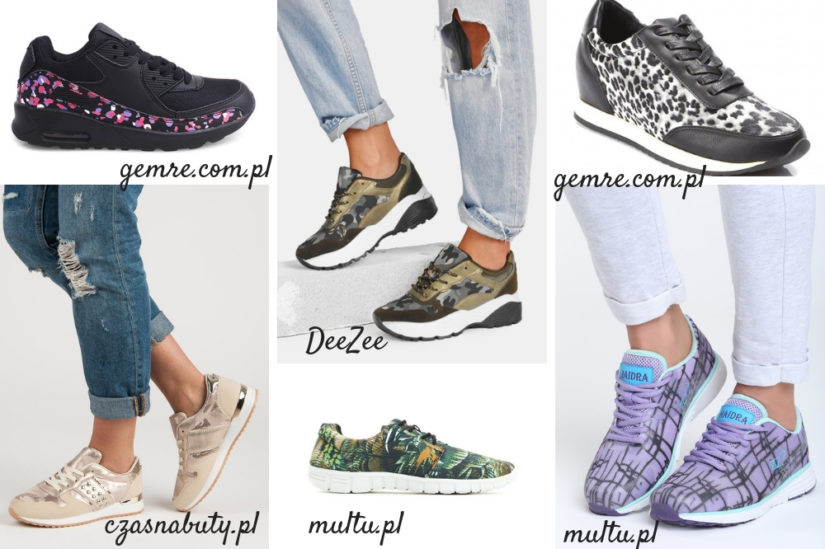 Tanie buty na wiosnę 2019? Zobacz modele do 50 zł! Allani