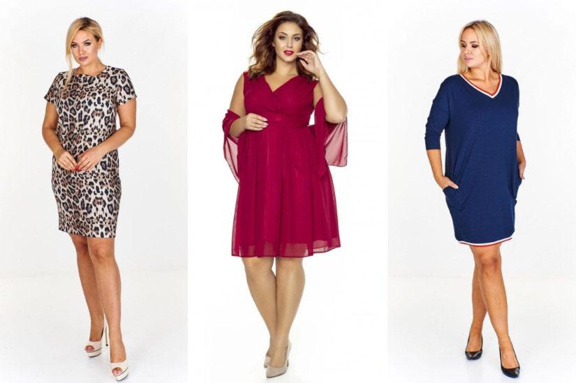 Wybierz sukienkę z naszego katalogu w modnych kolorach! Fot. fokus.pl, molly.pl.
