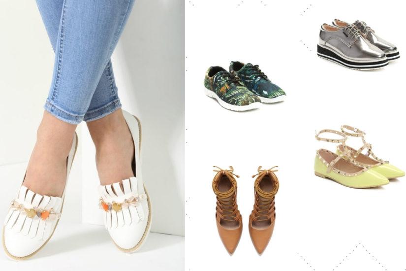 Modne i tanie buty na wiosnę 2019 kupisz w ofercie wielu marek w bardzo atrakcyjnych cenach