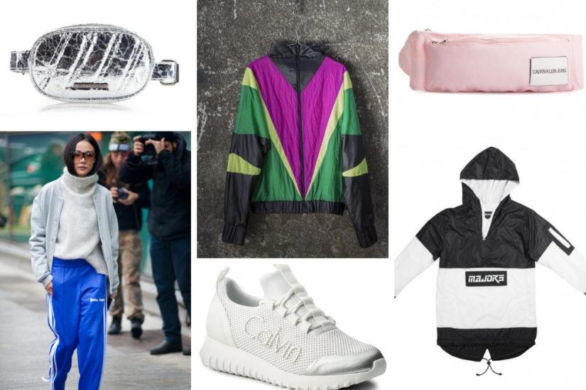 Sportowy szyk - podobnie jak w latach 80. - króluje zwłaszcza w modzie ulicznej. Prezentowane produkty znajdziesz w katalogu Allani.pl!