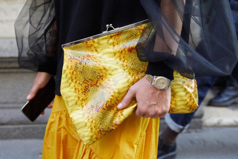 Zwierzęce wzory w tym sezonie nosimy także na torebkach