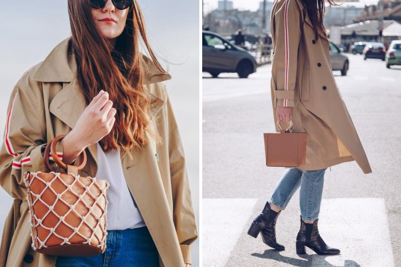 51471b44b9765 Przegląd płaszczy wiosennych – te modele nigdy nie wyjdą z mody!