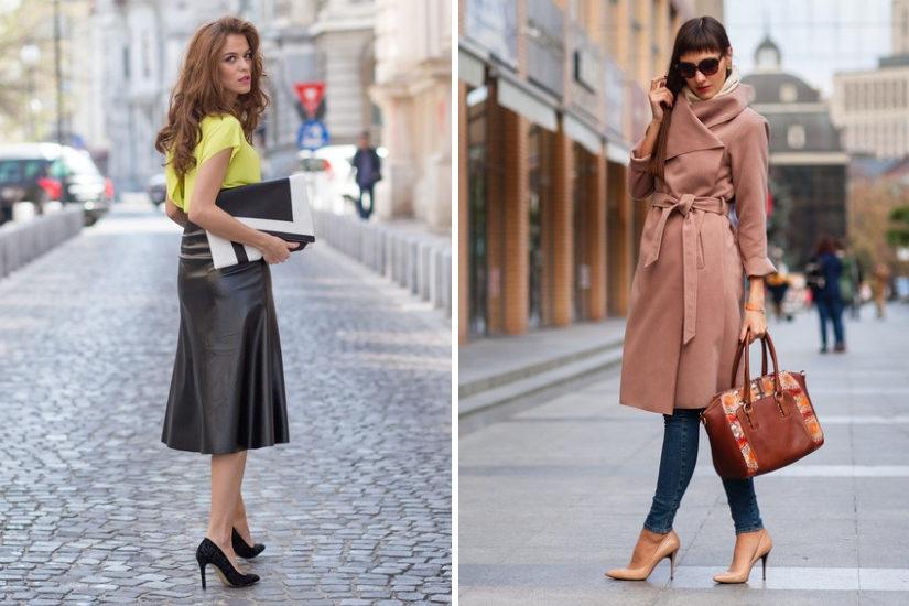 Do czego pasować będą czółenka? Założysz je zarówno do biurowej stylizacji, jak i letniej sukienki czy spódnicy.