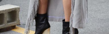 modne buty na koturnie na wiosnę i lato