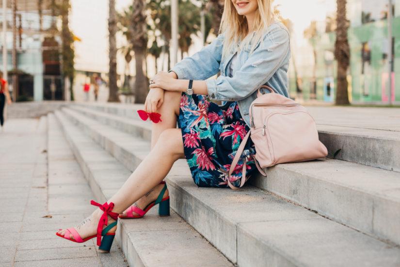 Sandały na wiosnę czy lato powinny być idealnie dobrane pod względem rozmiaru, wtedy sprawdzą się przy wielu okazjach