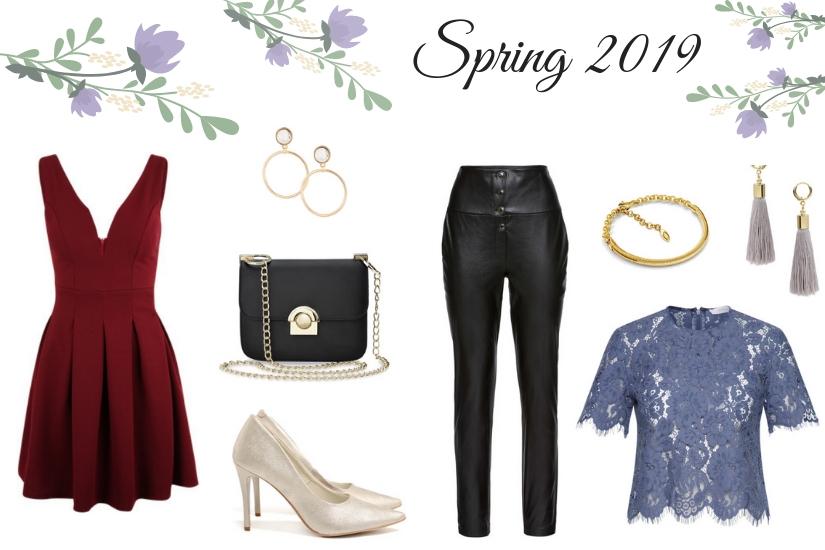 57e24841ce Wiosna 2019 - modne stylizacje na różne okazje - Allani trendy