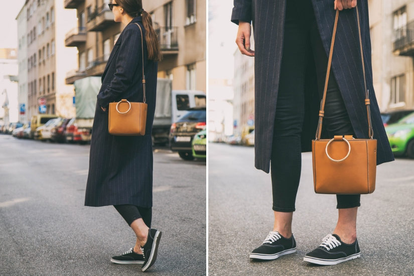 Decydując się na sportowe buty w stylizacji, warto starannie dobrać pozostałe elementy stroju