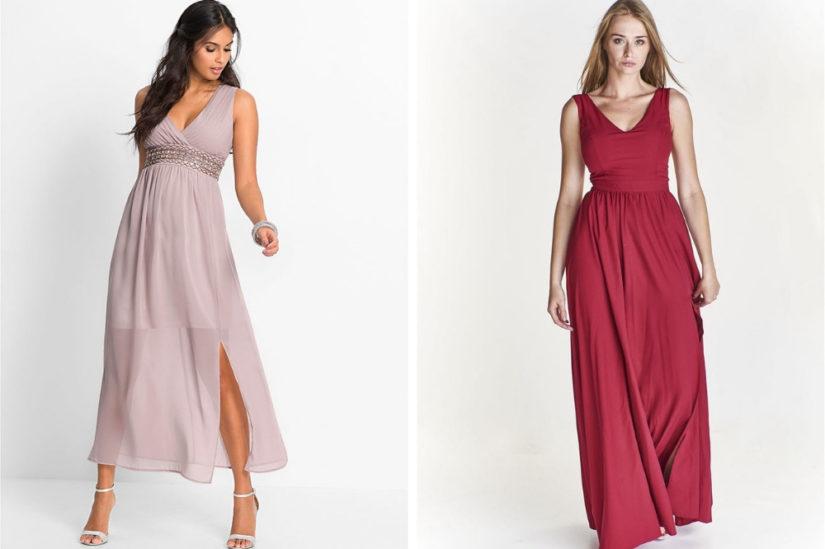 15d879a85d Najmodniejsze długie sukienki na wesele 2019 – jakie fasony będą ...