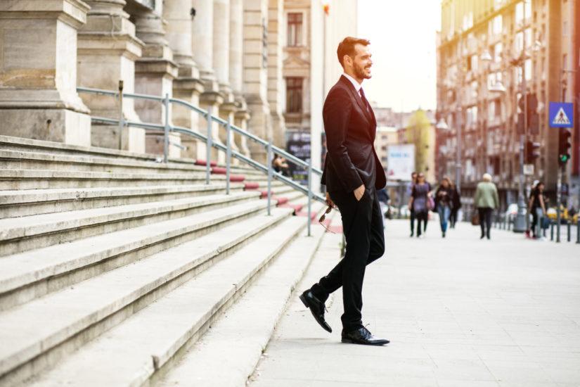 Idealnie dobrane eleganckie buty do garnituru powinny się znaleźć w szafie każdego stylowego mężczyzny!