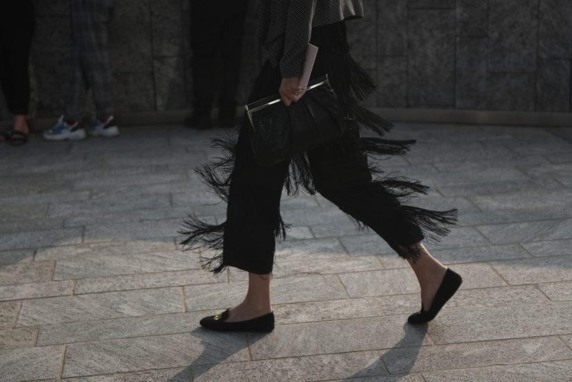 Półbuty na wiosnę 2019, np. w męskim stylu, to eleganckie obuwie doskonałe do wielu strojów.