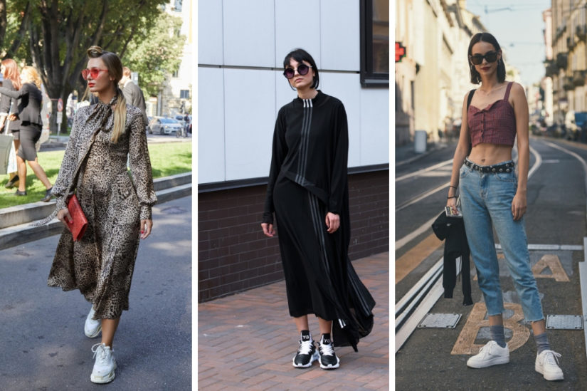 Sneakersy to stylowy i wygodny wybór na wiosnę 2019!
