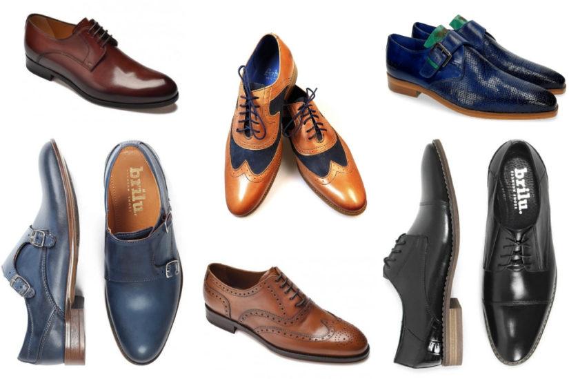 Derby, monki czy brogsy? Przedstawione na zdjęciu modele butów znajdziesz w katalogu Allani.pl!