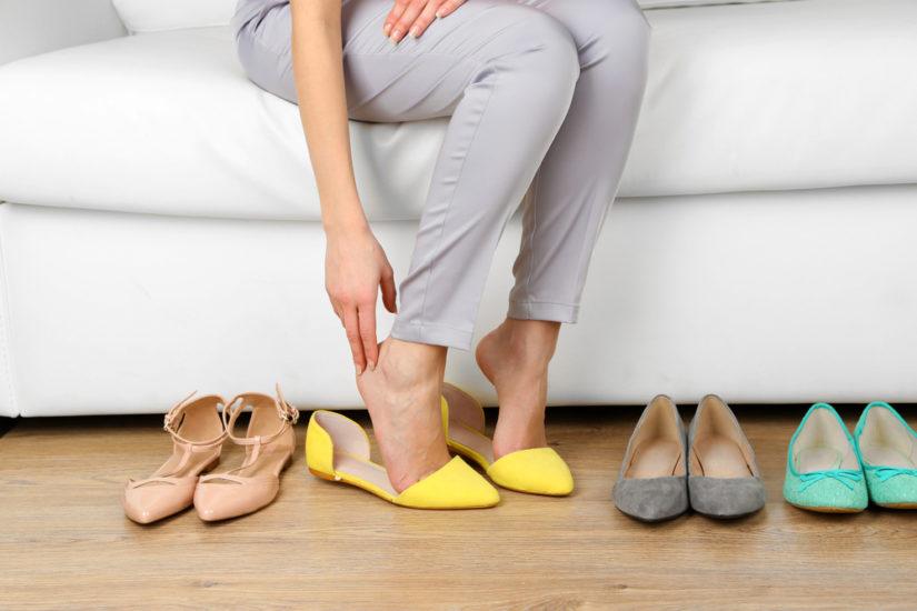 Okryj proste sposoby na to, jak rozciągnąć buty skórzane i modele z tworzywa sztucznego