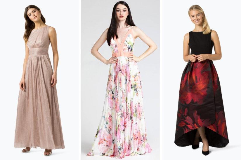 4fcffec08d Sukienki weselne maxi mają w tym roku zachwycać detalami. Ważne są rękawy