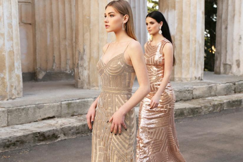 37b465fc Najmodniejsze długie sukienki na wesele 2019 – jakie fasony będą ...