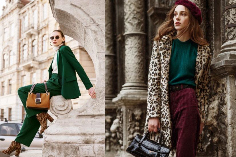 Z czym warto zestawić ubrania w kolorze ciemnej zieleni? Sprawdź!