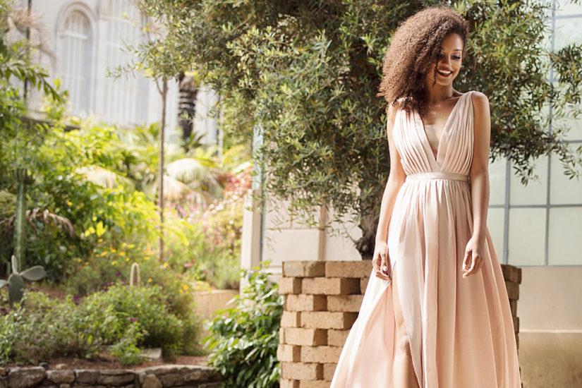 sukienki maxi na wesele 2019