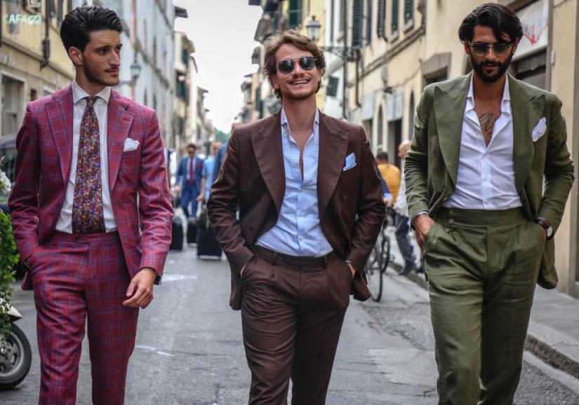 8ede325b4dbcc Moda męska 2019 to przede wszystkim ukłon w stronę ponadczasowej elegancji,  którą dopełniono szczyptą ekstrawagancji i nowoczesności. Efekt? Garnitury  ...