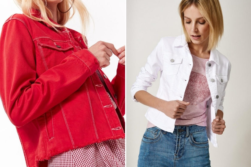 bb6e6f2e80474 Modne kurtki jeansowe damskie na wiosnę 2019 – jakie modele będą na ...