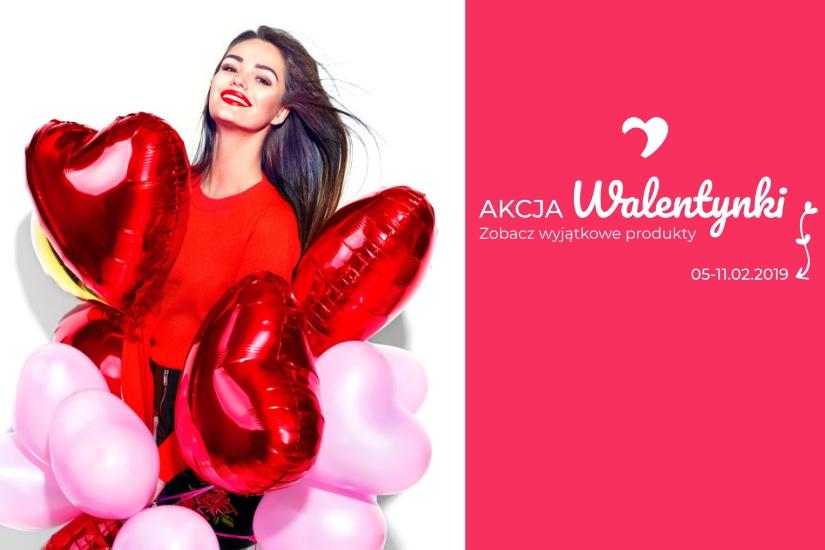 akcja Walentynki pomoże ci znaleźć wyjątkowy prezent dla bliskiej ci osoby!