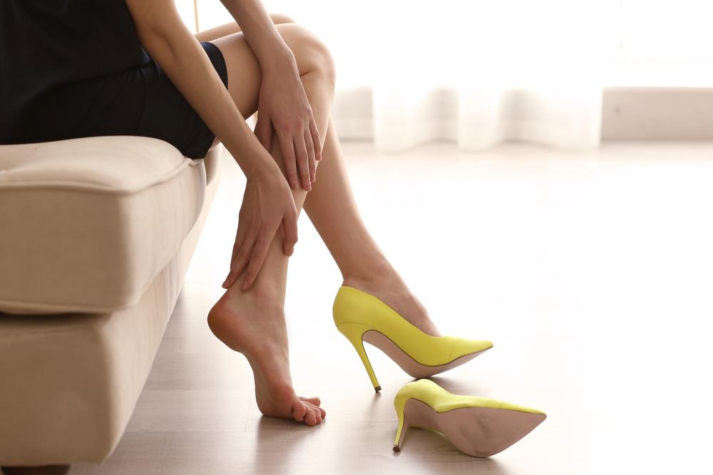jak zmniejszyć za duże buty