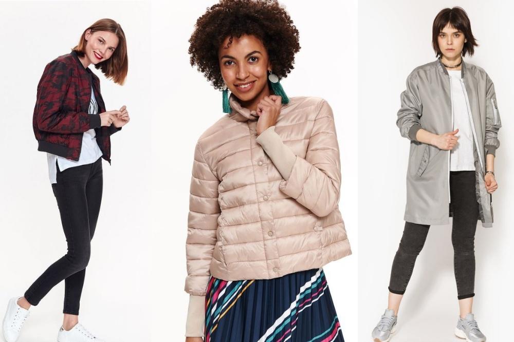 kurtka wiatrówka damska kurtki damskie stylowo i modnie z