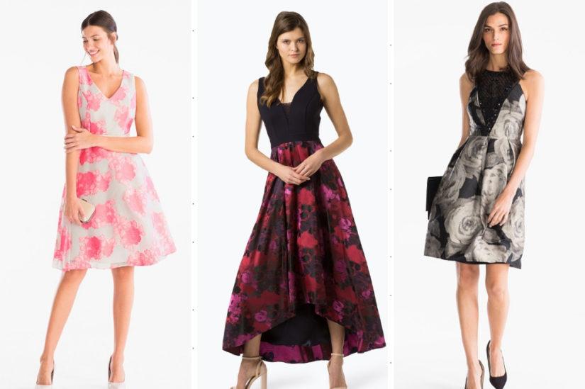 fe688529f4 Modne sukienki w kwiaty na wesele i inne szczególne okazje często sprawiają  problem. Wiele osób zastanawia się
