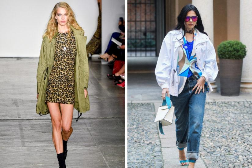 9b5ce21eec Parka wiosenna w trendach na 2019. Jakie kurtki będziemy nosić w tym ...