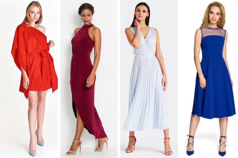 Najmodniejsze dodatki do sukienki na wesele 2019. Stwórz