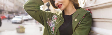Tanie kurtki wiosenne 2019 zachwycą was mnogością wzorów i kolorów!