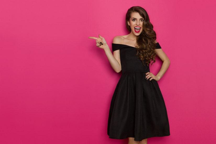Jakie Dodatki Pasuja Do Czarnej Sukienki Allani Trendy