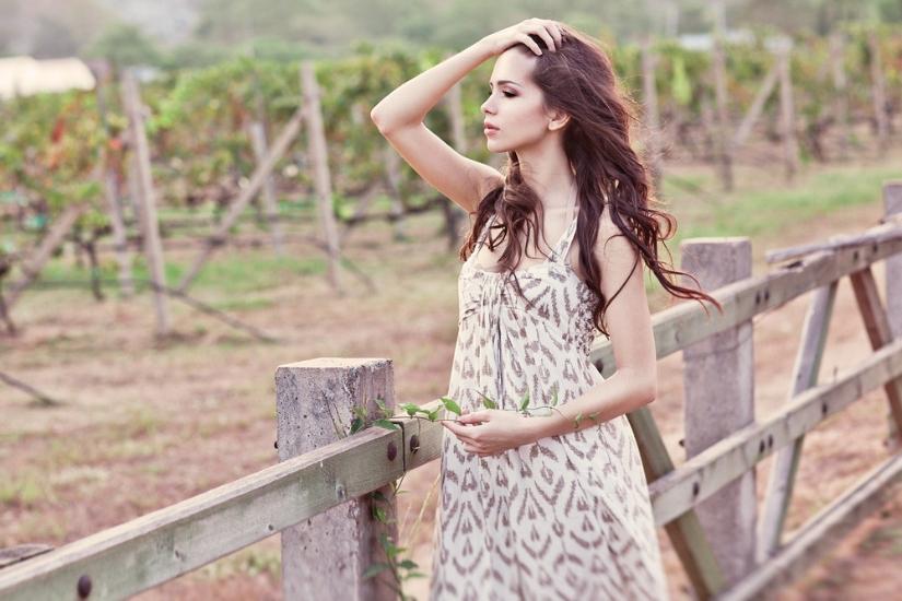 sukienki maxi zwiewne