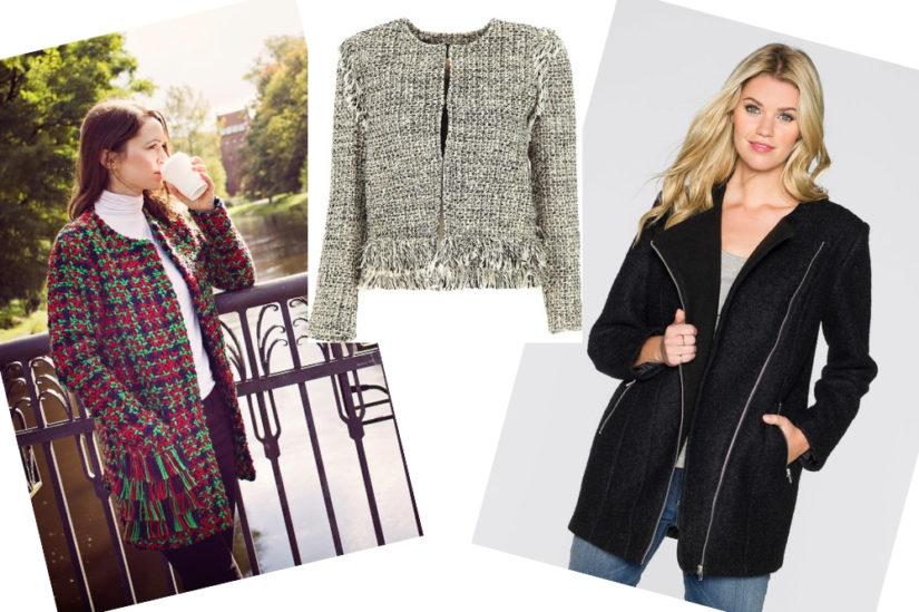 664838f4993f5 Eleganckie kurtki wiosenne damskie w dużych rozmiarach spodobają się  paniom, które na co dzień lubią ubierać się szykownie. Bardzo stylowo  wyglądają fasony ...