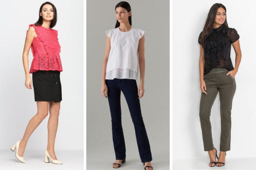fd6c03663465 Modne bluzki i koszule na lato 2019 – najciekawsze propozycje i ...