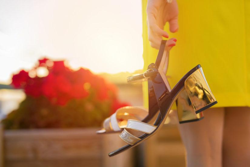 Wygodne buty na wesele 2019 pozwolą ci przetańczyć całą noc!