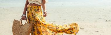 modna spódnica lato 2019