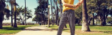 modne spodnie na lato 2019