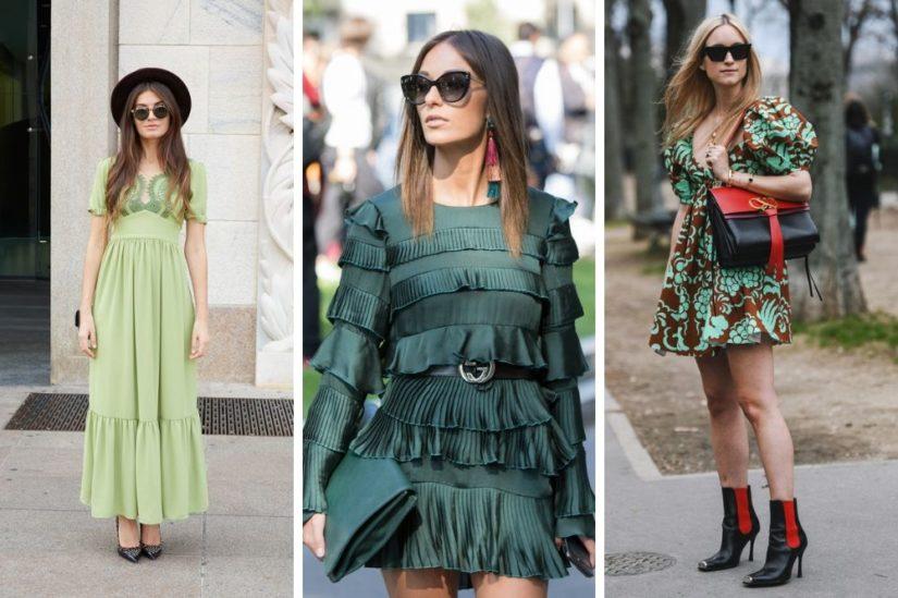 Dodatki Do Zielonej Sukienki Najmodniejsze Propozycje Allani Trendy