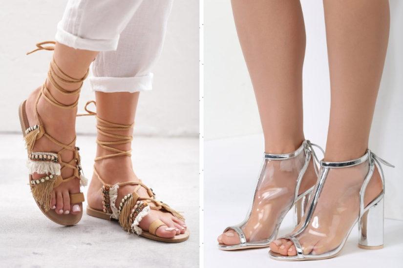 4b15cb10 Modne sandały na lato 2019 – te modele musisz mieć! - Allani trendy