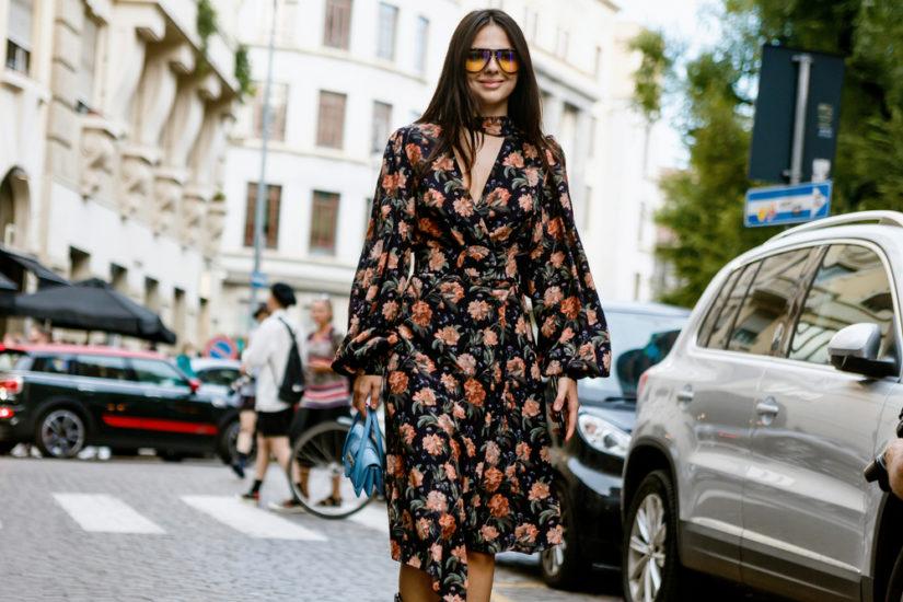 Jesienne sukienki 2019 – jakie fasony sukienek będą modne jesienią?