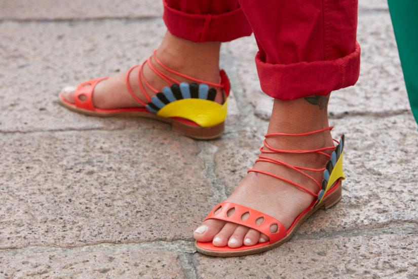 Wygodne sandały damskie na lato 2019 – idealne buty na upały