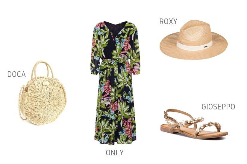 modne stylizacje na lato 2019