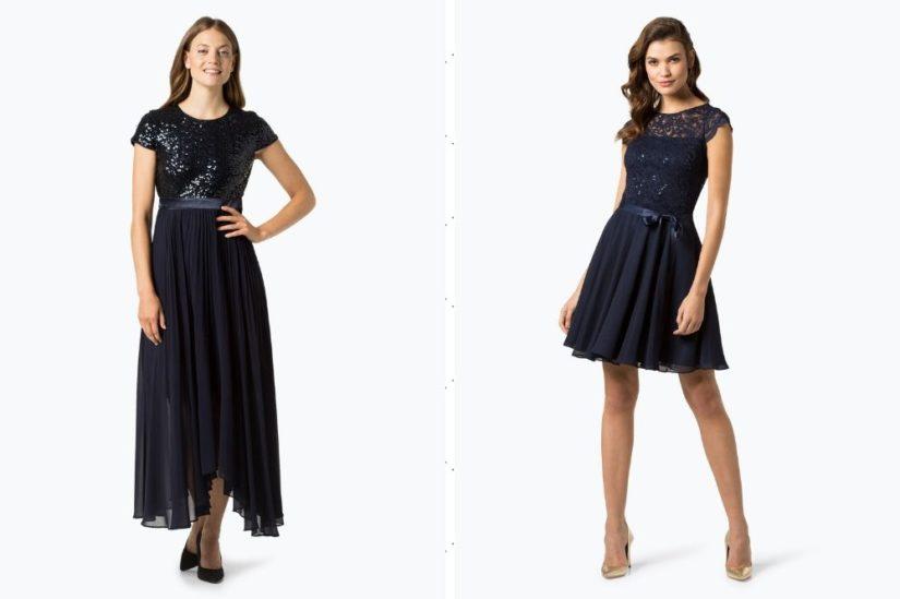 Granatowe Sukienki Propozycje Na Kazda Okazje Allani Trendy