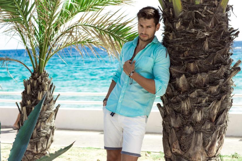 Moda męska lato 2019 łączy elegancję z letnią swobodą!