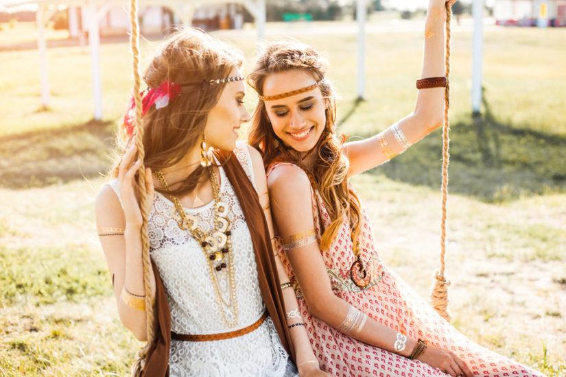 Styl boho – stylizacje łączące modę hippie i awangardę