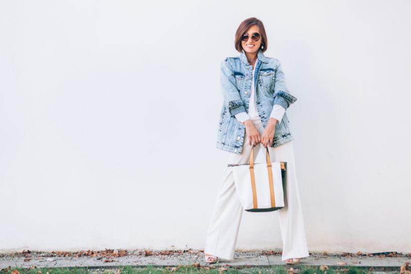 Modne białe spodnie pomogą Ci stworzyć oryginalne stylizacje!