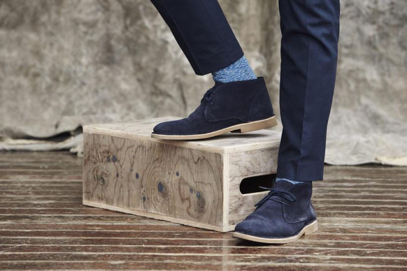 jesienne buty męskie stylowo i modnie z Allani