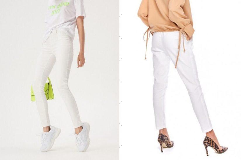 Biale Spodnie Stylizacje Dzieki Ktorym Unikniesz Modowej Wpadki Allani Trendy